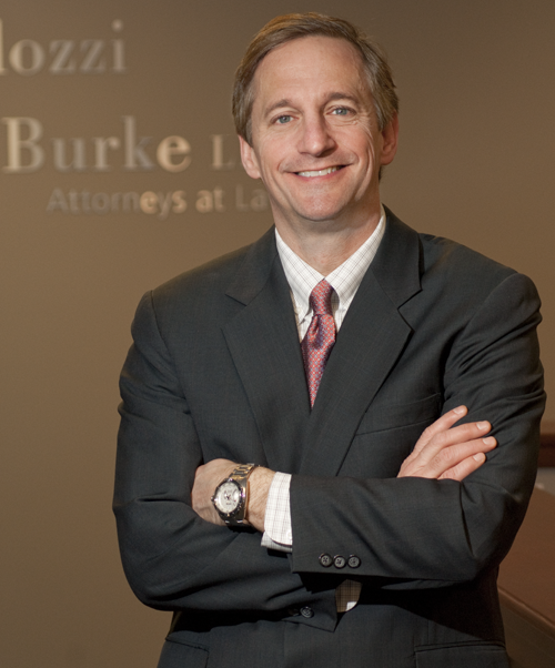 experienced lawyer Joseph T. Burke